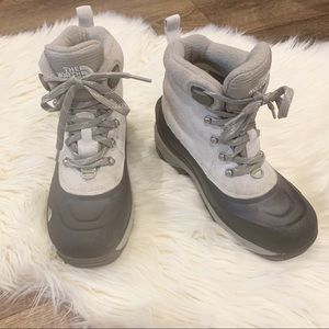 The North Face Waterproof Boots